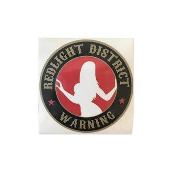 Sticker Redlight District