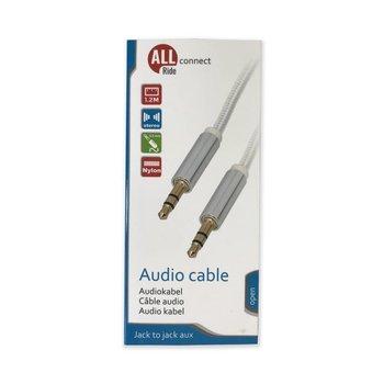 Audio-Kabel (Klinke) 3,5-mm-Nylon