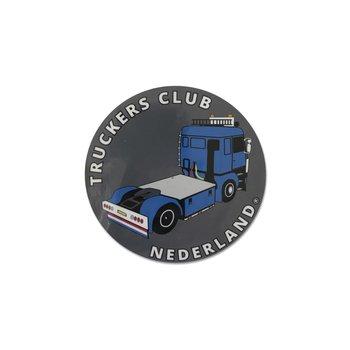 Aufkleber Truckers Club Nederland