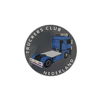 Sticker Truckers Club Nederland