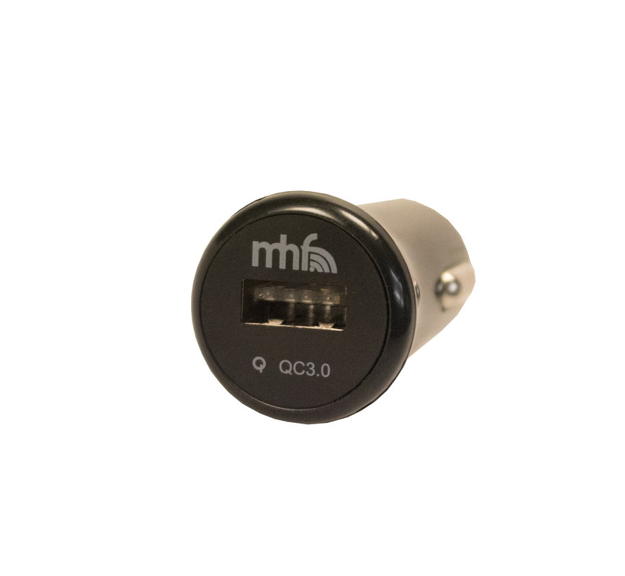 mr Handsfree Qualcomm Fast Car Charger QFCC-30