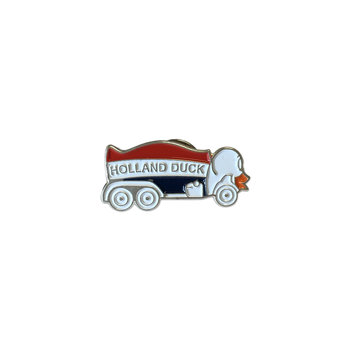 Pin Holland Duck