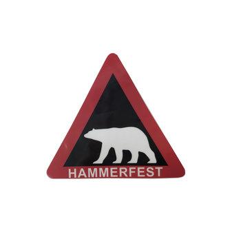 Sticker Hammerfest