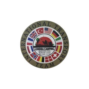 Sticker Londra Camping