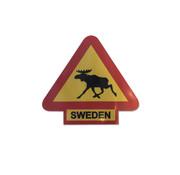 Sticker Moose - Sweden