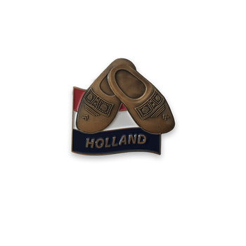 Pin clogs Holland
