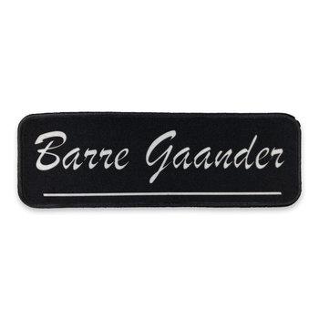 Armaturenbrettmatte - Barre Gaander