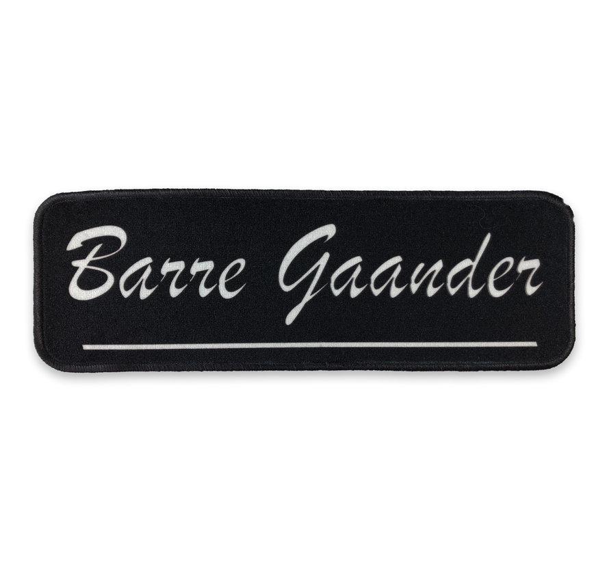 Dashboardmat - Barre Gaander