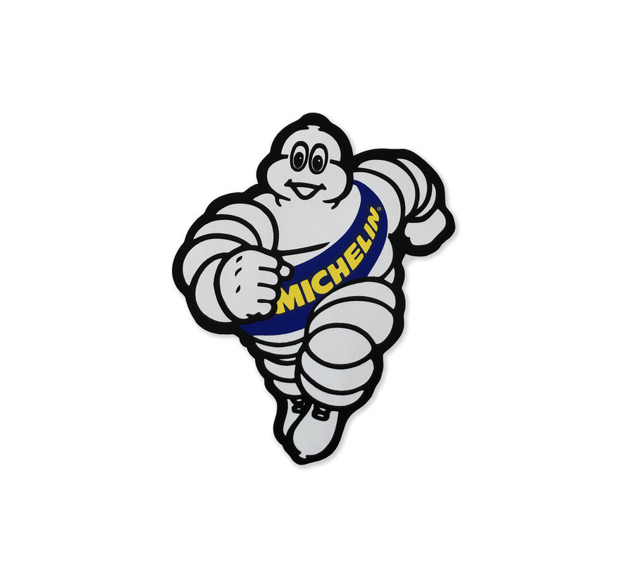 Stickers Michelin man - run