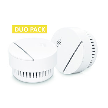 mr Safe Wireless smoke detector SD-100 - DUOPACK