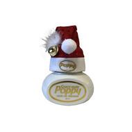 Poppy Santa hat