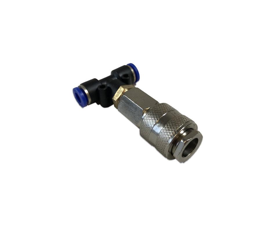 Air Duster Gun set - universeel - 13 KG/CM²