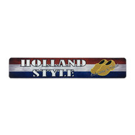 Fun plate Holland Style - klompjes