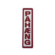 Fun plate Pahaeng