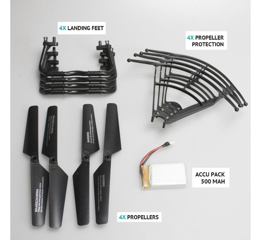 Accessoirepack voor Guardo Drone