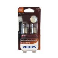 Philips 24V - 10W - BA15S - 2 stuks