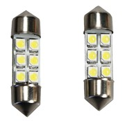 Quintezz LED T11x39mm/FESTOON/6/SMD