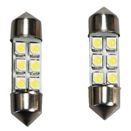 Quintezz Quintezz LED T11x39mm/FESTOON/6/SMD