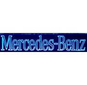 Ledplaat Mercedes verschillende kleuren