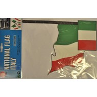Vlaggenset Italië 4delig