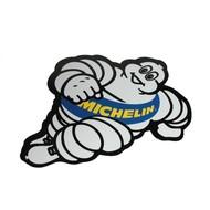 Plastic grill decoration Michelin