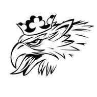 Sticker Svempa Griffin 2stuks