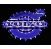Volvo klein blauw