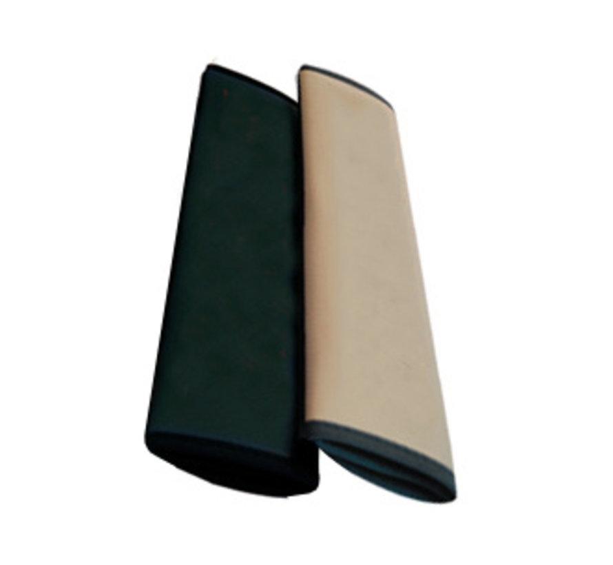 Belt protection universal - 2 pieces - different colors