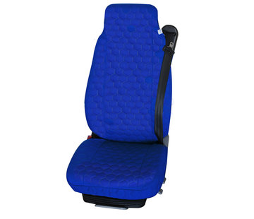 Universeller Sitzbezug blau