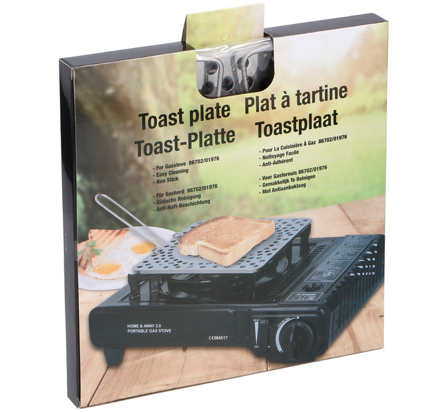 Toastplaat