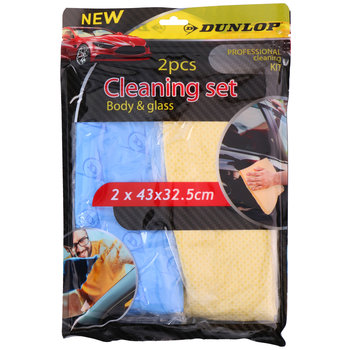 Dunlop cleaning set 2 pieces