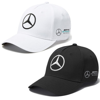 Cap Mercedes - Black or white