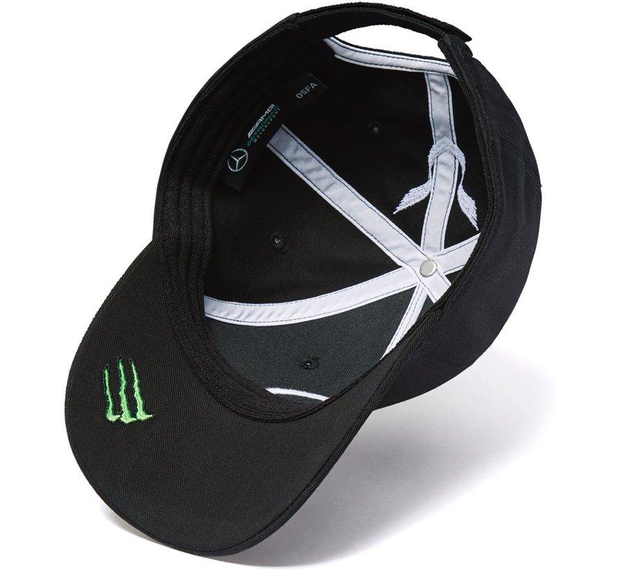 Kappe Mercedes - Schwarz oder Weiß