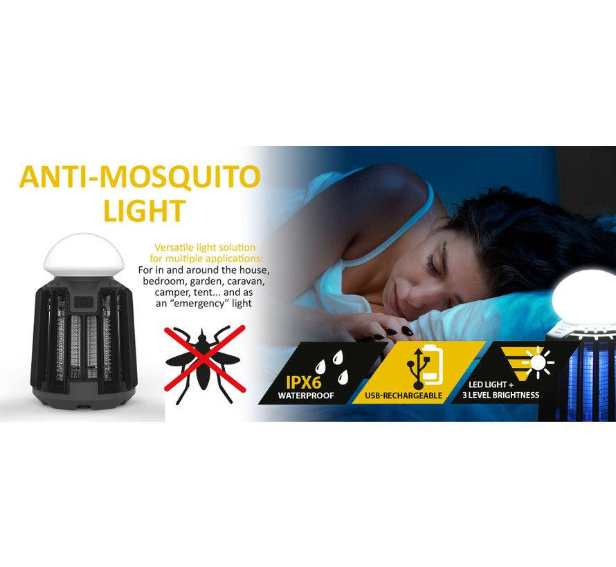 Mr Safe Anti mosquito light - muggenlamp