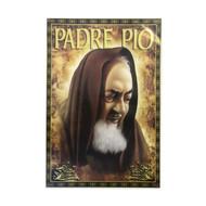 Sticker Padre Pio