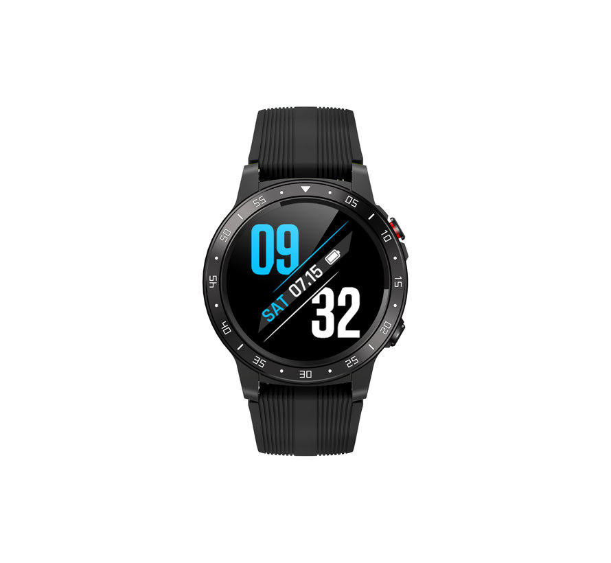 Guardo Fit Coach Explore  - Activity tracker - Zwart