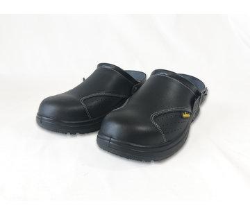 Euroroutier Slipper leather black