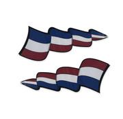 Wimpelsticker set Nederland