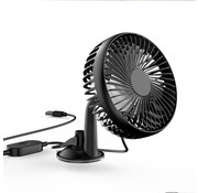 Quintezz Universal USB fan with suction cup