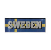Sticker Sweden vlag