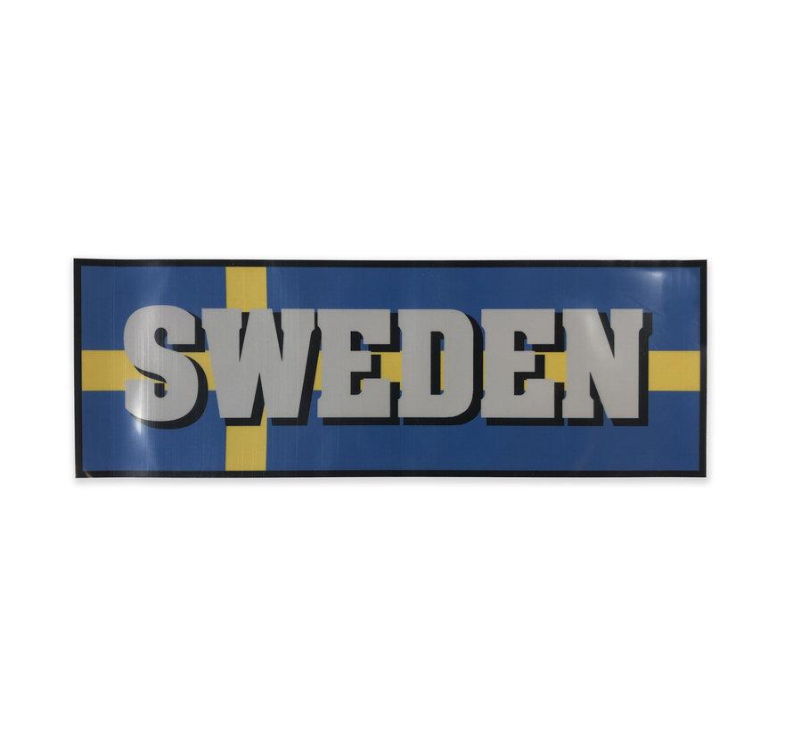 Sticker Sweden flag