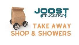 Vanaf 19 oktober schakelen we het restaurant van Joost Truckstop weer om naar TAKE AWAY!