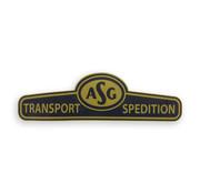 Sticker Transport ASG Spedition