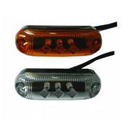 Quintezz Oval mark light - 3 LED