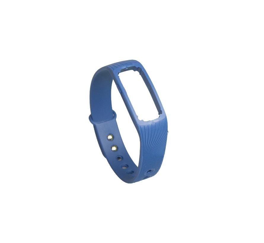 Blauw polsbandje voor Guardo Fit Coach One