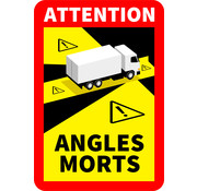 Sticker Angles Morts