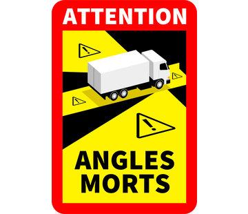 Sticker Angles Morts