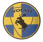 Sticker Volvo eland