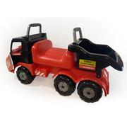 Mammoet go-cart / dump truck