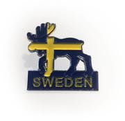 Pin Moose Sweden